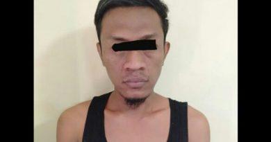 Seorang Residivis di Tangkap Polres Purwakarta Saat Akan Transaksi