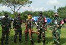 Lanud Suryadarma Kembali Membuka Lahan Untuk Ketahanan Pangan Ditengah Wabah Covid-19