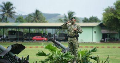 Armed 2/1 Kostrad Siap Berkolaborasi Dengan Pemda dan Polri Untuk Menanggulangi Covid-19